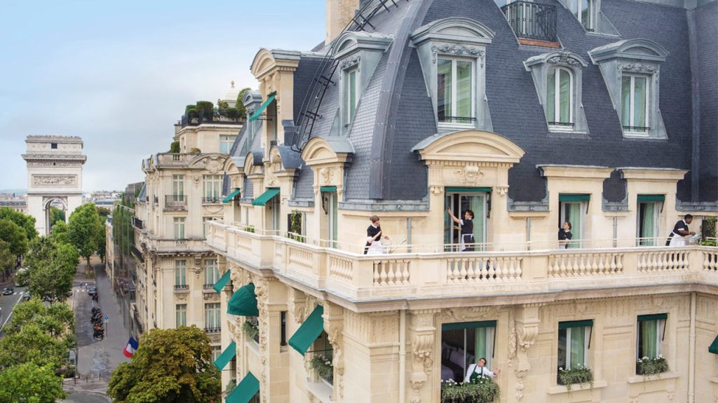 © The Peninsula, Paris  – – Courtesy of The Peninsula, Paris