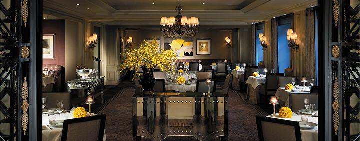 """© Shangri-La Palace, Paris - - Courtesy of Shangri-La Palace's """"L'Abeille"""""""