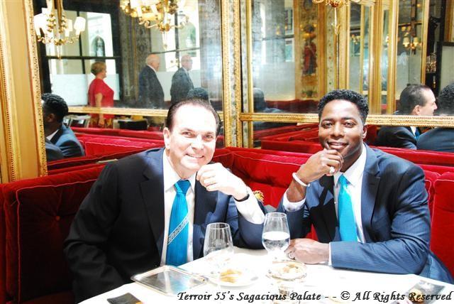 Le Grand Véfour - Anthony & Cinqué