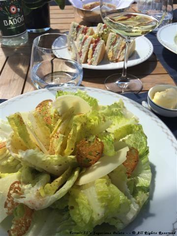 Chicken Salad & Chicken Salad Sandwich