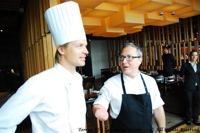 Chef Esko & Chef Louis