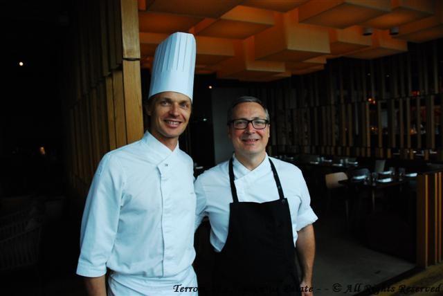 Chef Esko & Chef Luis - BRAVO