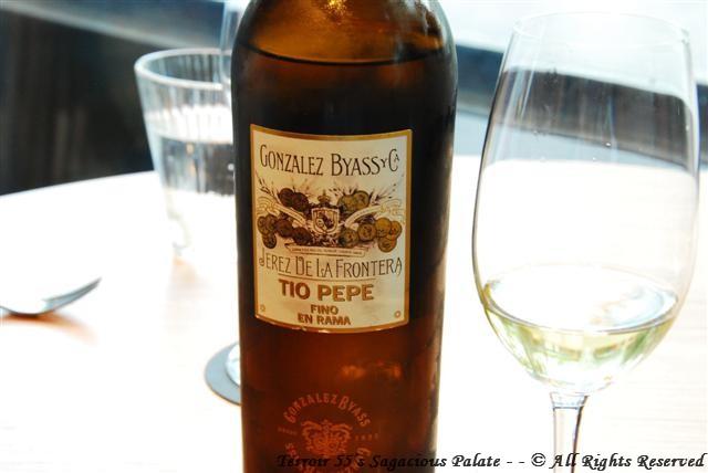 Tio Pepe Fino Sherry
