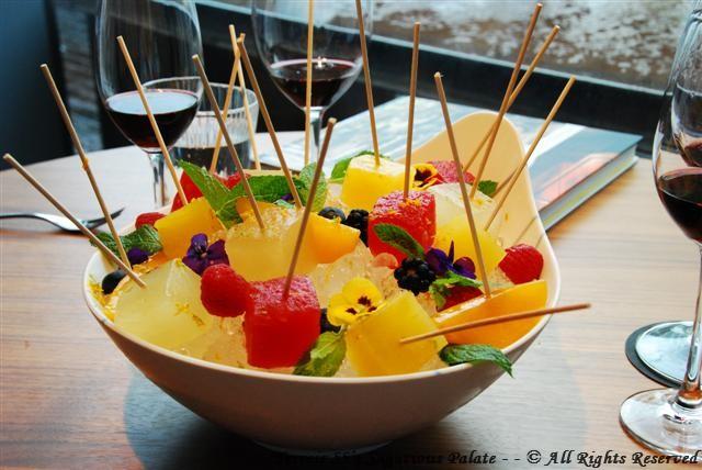 Frutas Cru