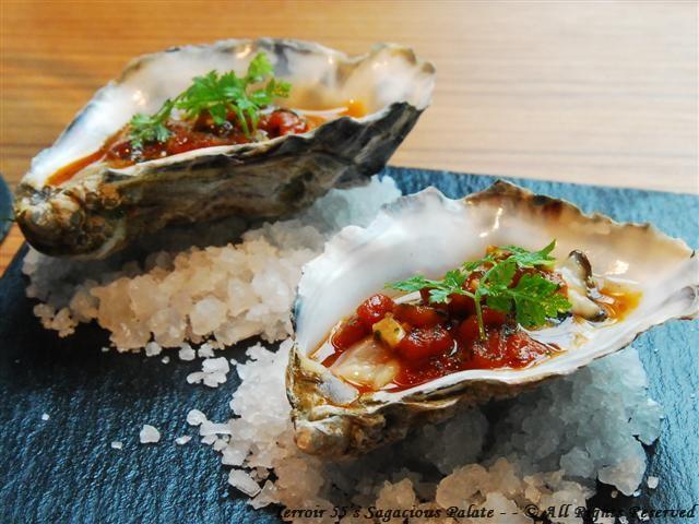 Bravo Oysters
