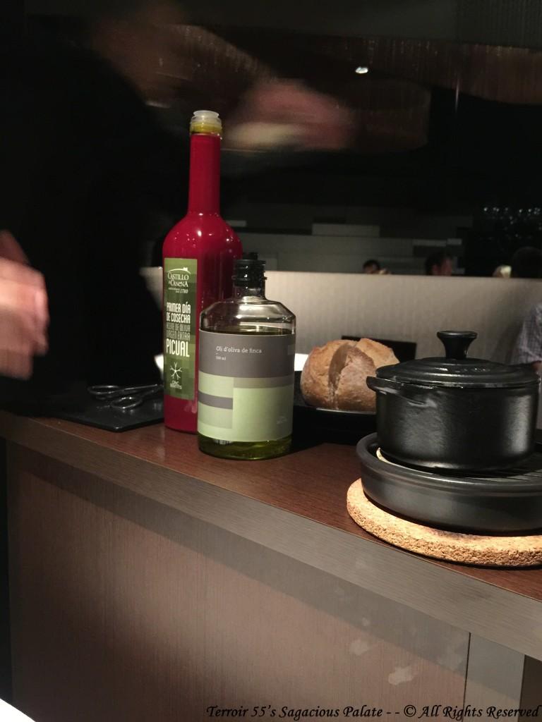 Bread and Casa Olive Oil
