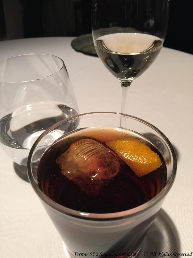 Casa Mariol Vermouth with Sifón