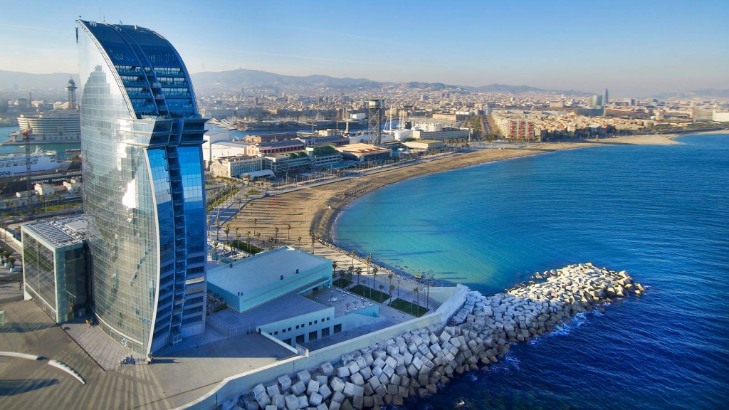© The W – – Courtesy of The W Barcelona