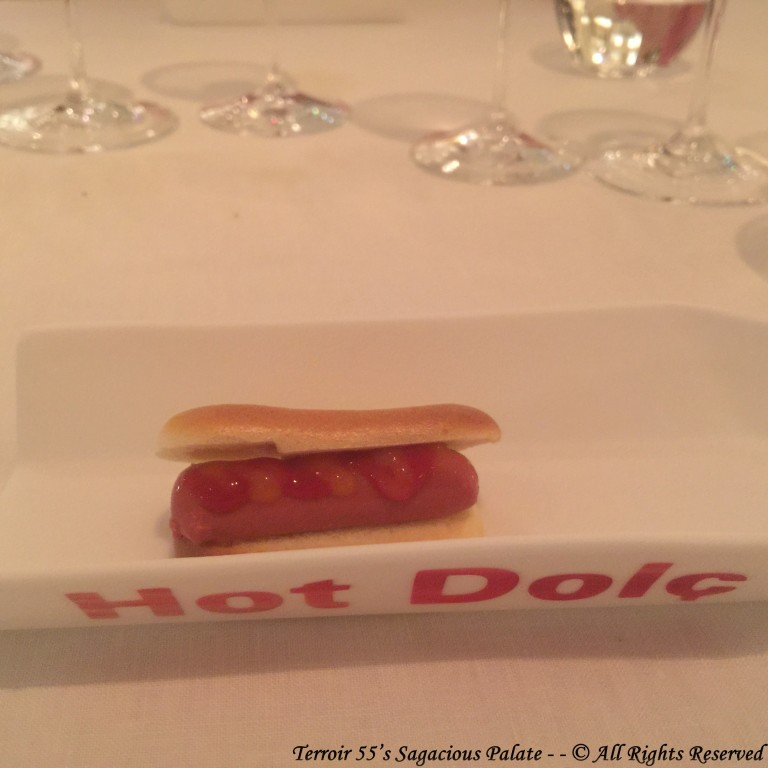 Hot Dolc - (Pre-dessert)