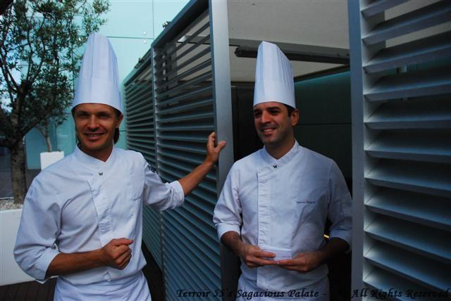 Chef Esko & Chef Ramon Simarro Gómez - W