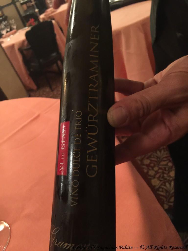 Gramona Vi de Glass Gewürztraminer