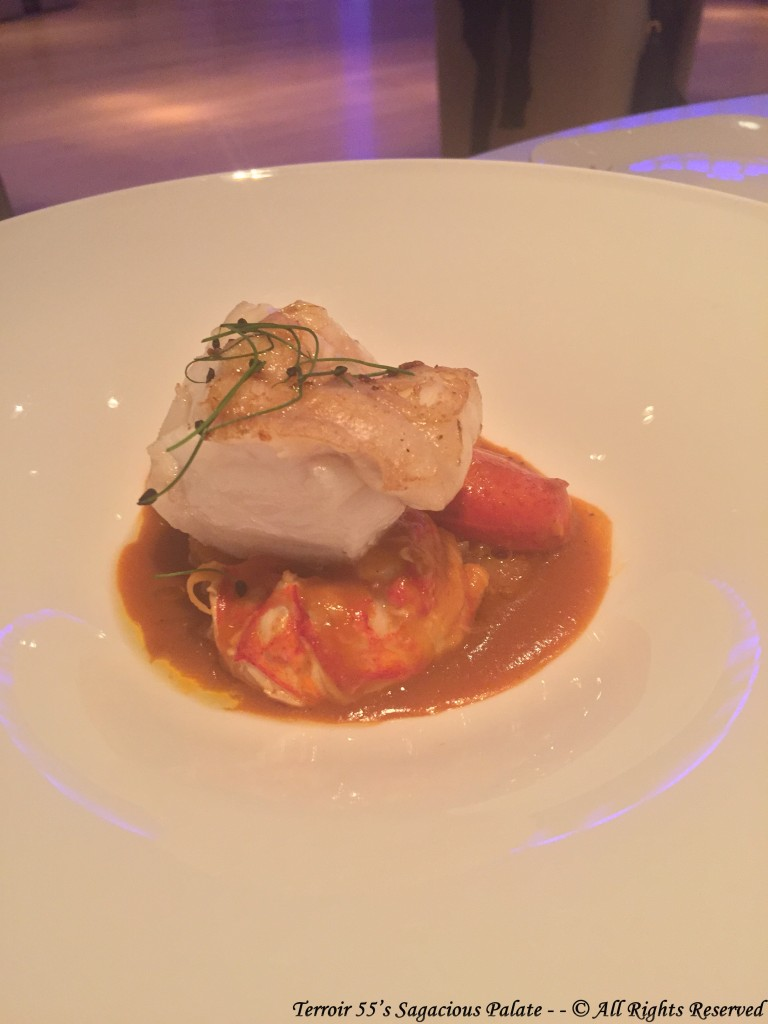 Halibut & Lobster