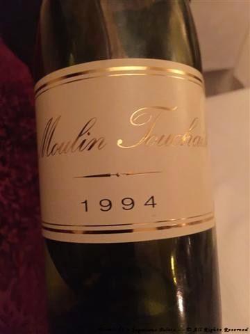 1994 Moulin Touchais - Coteaux du Layon