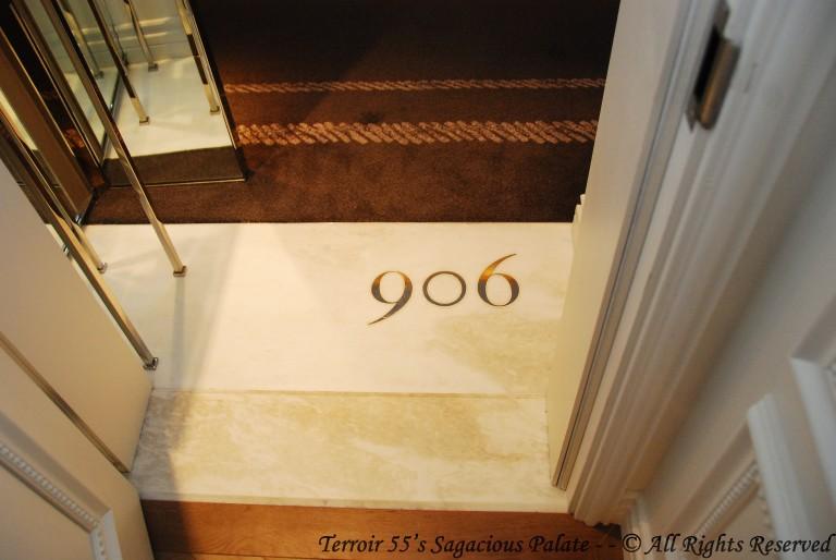 Leaving Suite #906