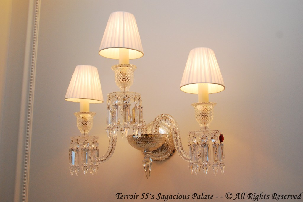 Distinctively Baccarat