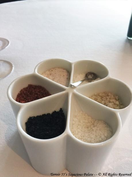 Assorted Salts