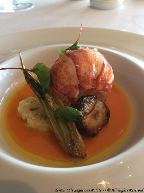 Special Lobster Dish