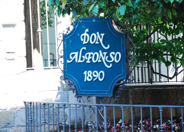 Don Alfonso