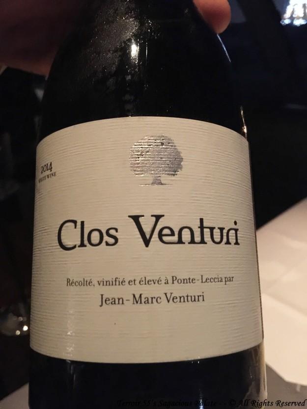 2014 Clos Venturi, Jean-Marc Venturi