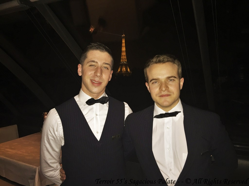 Quentin and Rodolphe