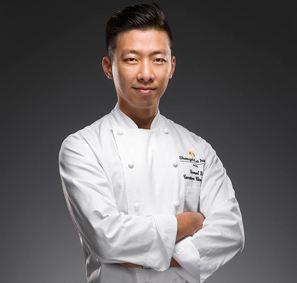 © Shang Palace, Chef Samuel Lee Sum - Courtesy of Shangri-La Paris