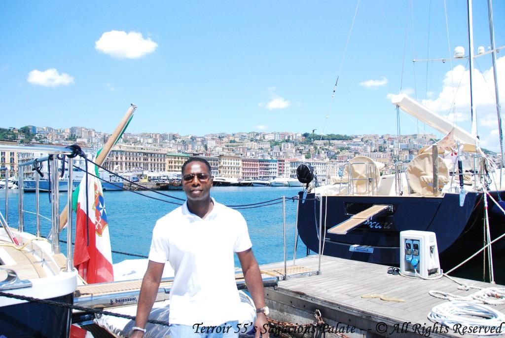 Marina in Naples