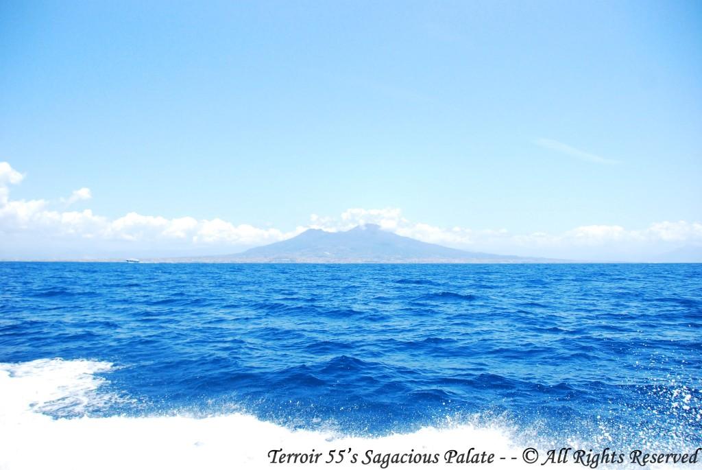 Heading to Capri