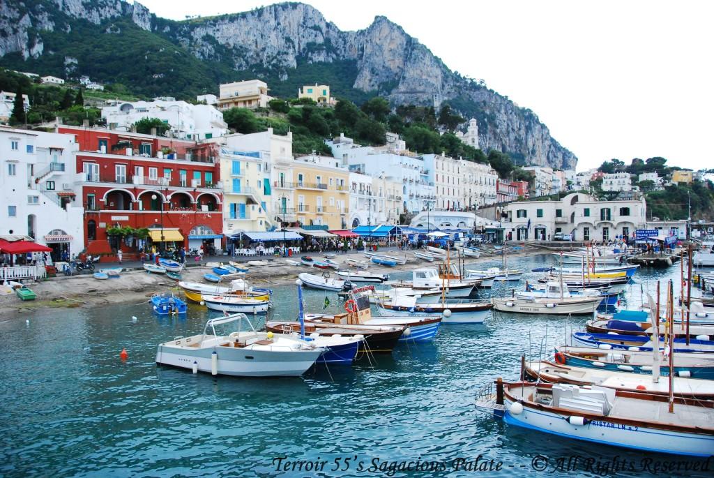 Bay of Capri