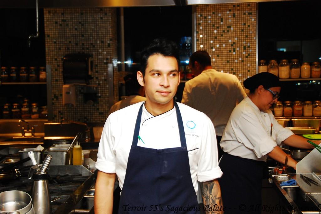 Chef Benjamin Murray