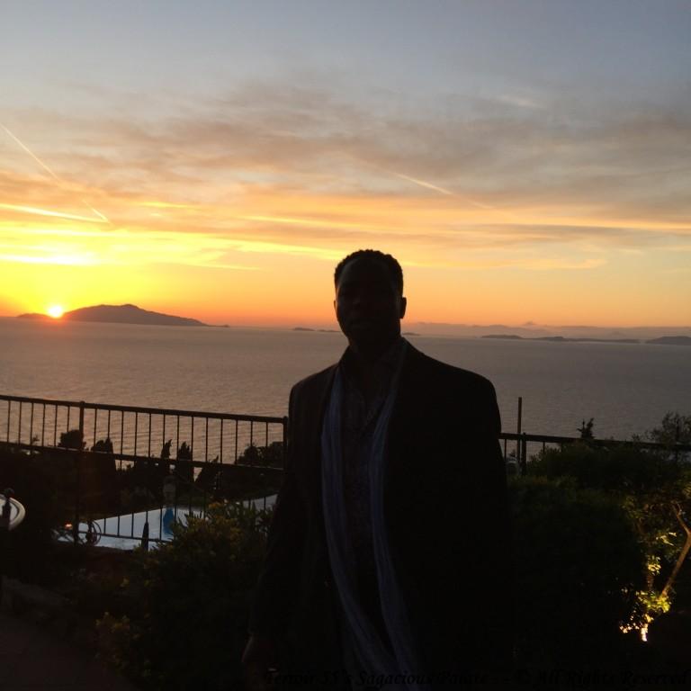 Caesar Augustus - Sunset