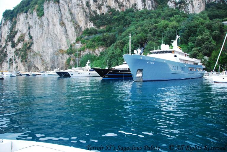 Cruising The Mediterranean