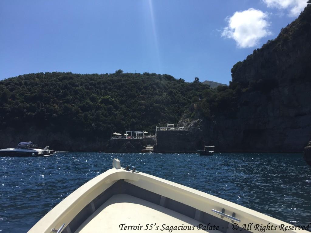 Cruising The Mediterranean - Ristorante Conca Del Sogno