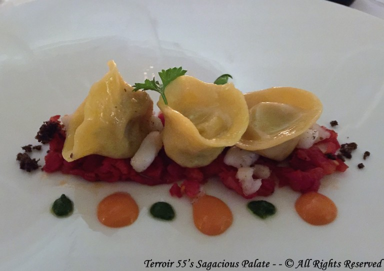 Chef Migliaccio - L'Olivo, Capri Palace