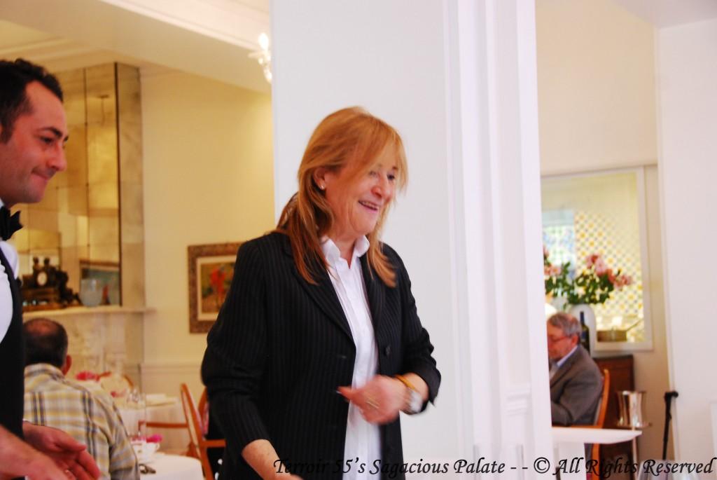 Mrs. Livia Iaccarino