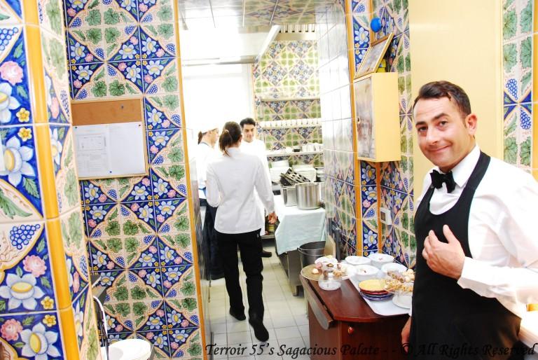 In La Cucina