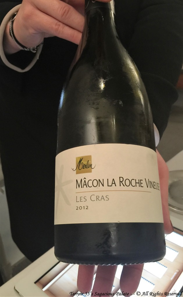 "Merlin - Macon La Roche Vineuse ""Les Cras"" 2012"