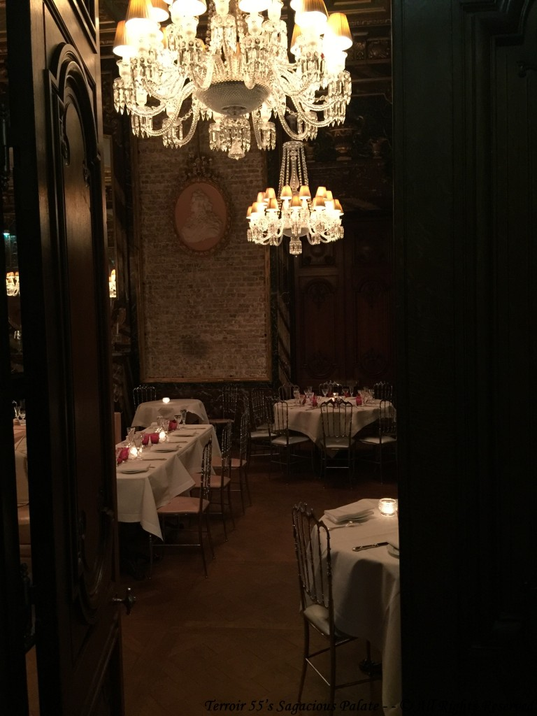 Cristal Room / Baccarat Museum