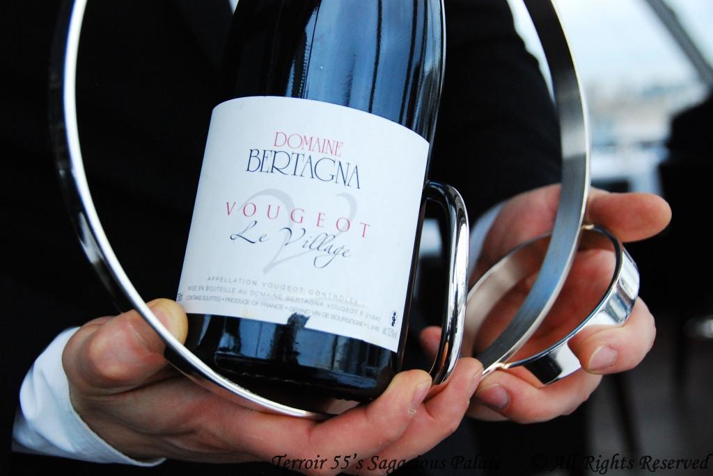 """2012 Domaine Bertagna Vougeot """"Le Village"""""""