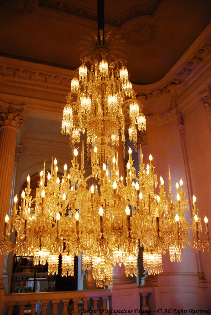 Grand Chandelier from the 1855 Exhibition