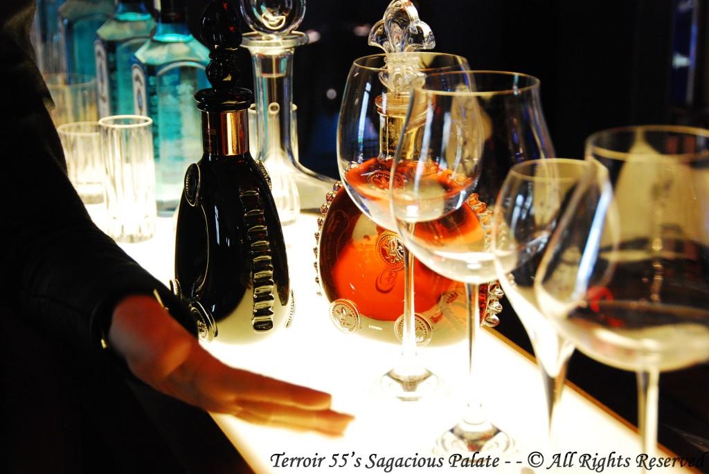 The Bar - Carafe Louis XIII