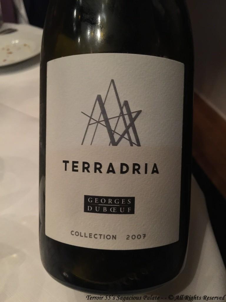 Terradria 2007 Chardonnay - George Duboeuf