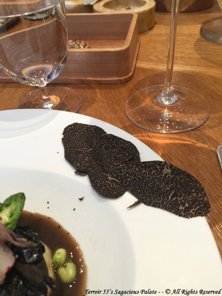 Truffles on the side