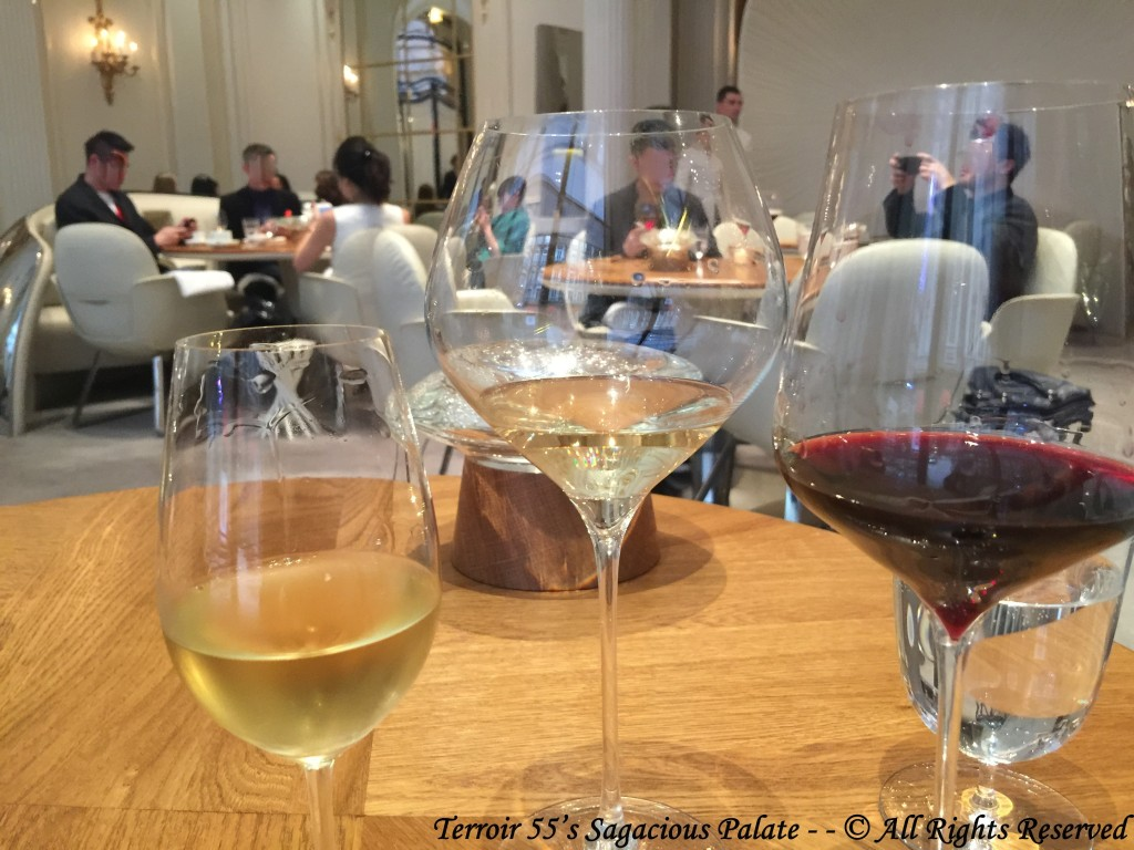 The Dynamic Vino Trio
