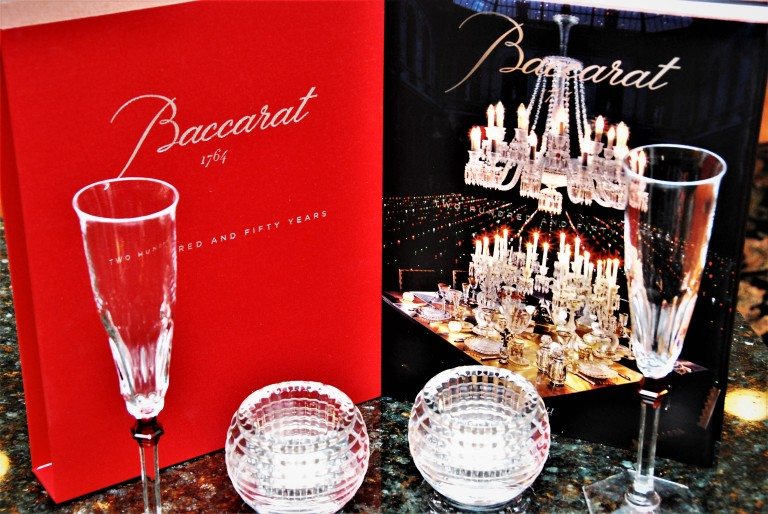 Baccarat, 1764 - - Two Hundred and Fifty Years