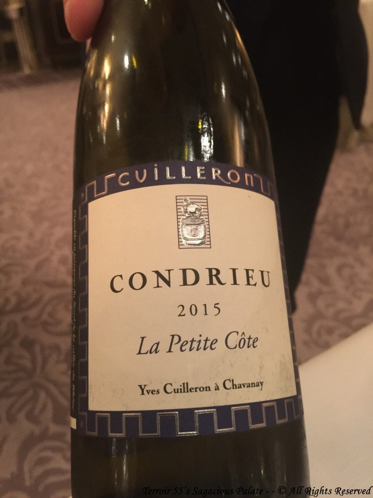 "2015 Yves Cuilleron ""La Petite Côte"" Condrieu"