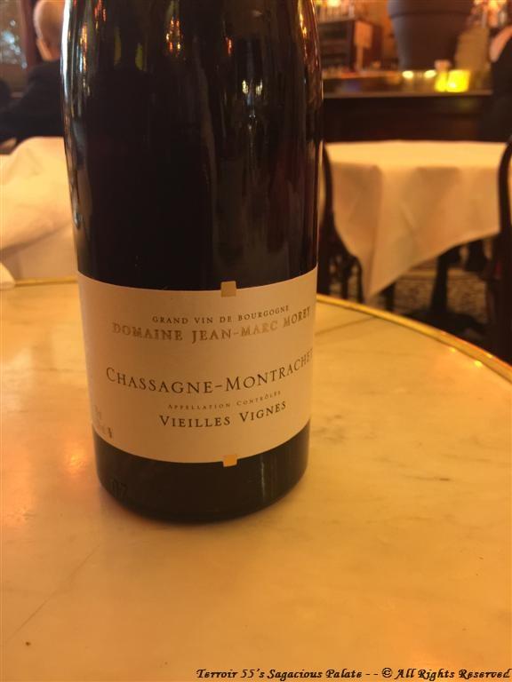 Domaine Jean-Marc Morey Chassagne-Montrachet VV