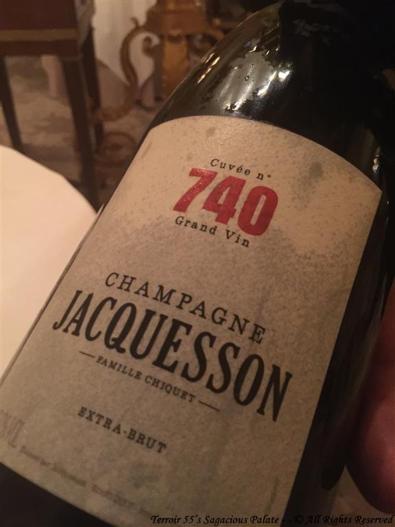 Cuvée 740 - Jacquesson