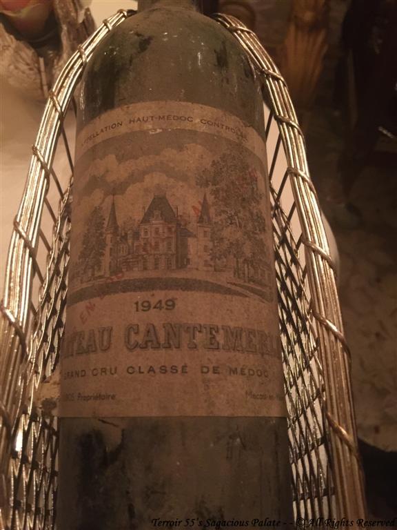 1949 Château Cantemerle