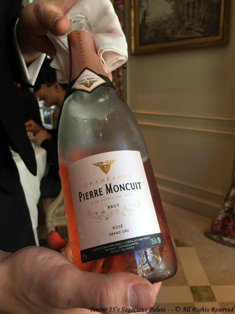 NV Pierre Moncuit Grand Cru Brut Rosé