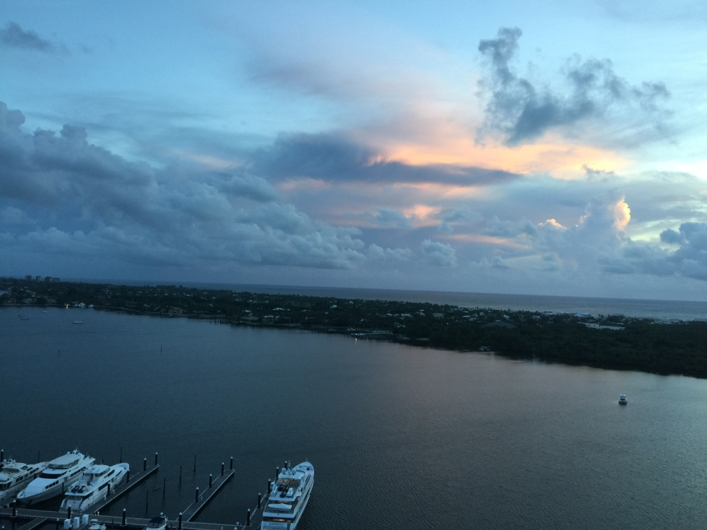 Sunrise.............